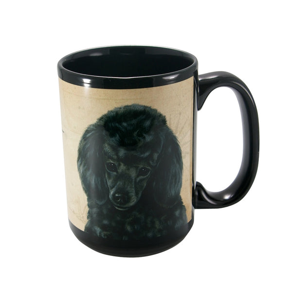 My Faithful Friend Poodle Coffee Mug