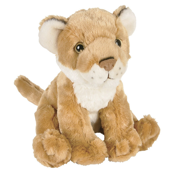 Lion Cub Plush Toy