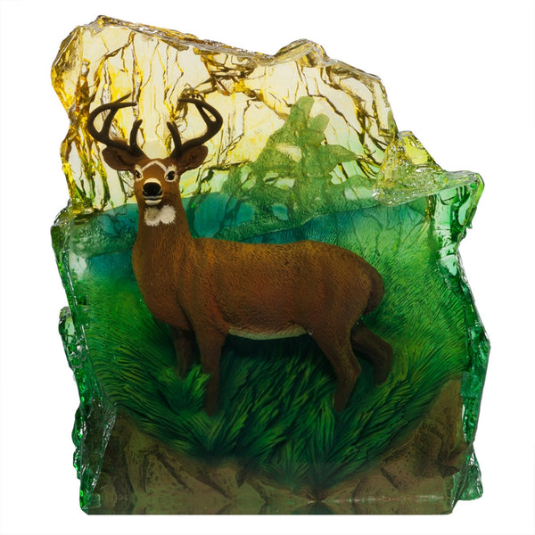 Majestic Deer Figurine