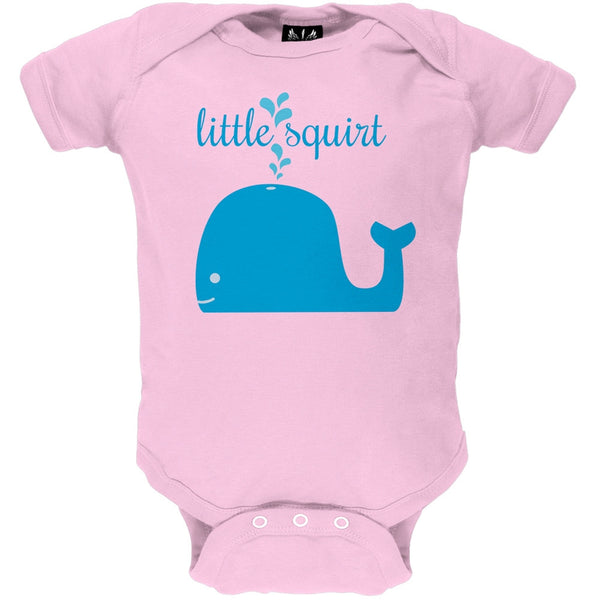 Little Squirt Pink Baby One Piece