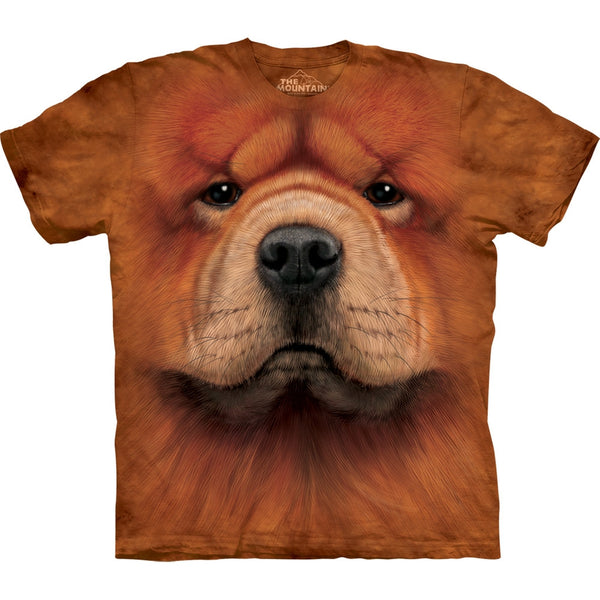 Chow Chow Face Kids T-Shirt