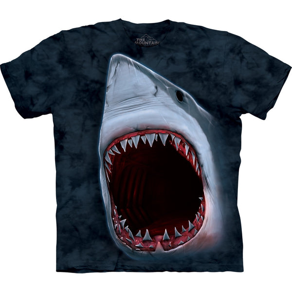 Shark Bite Kids T-Shirt