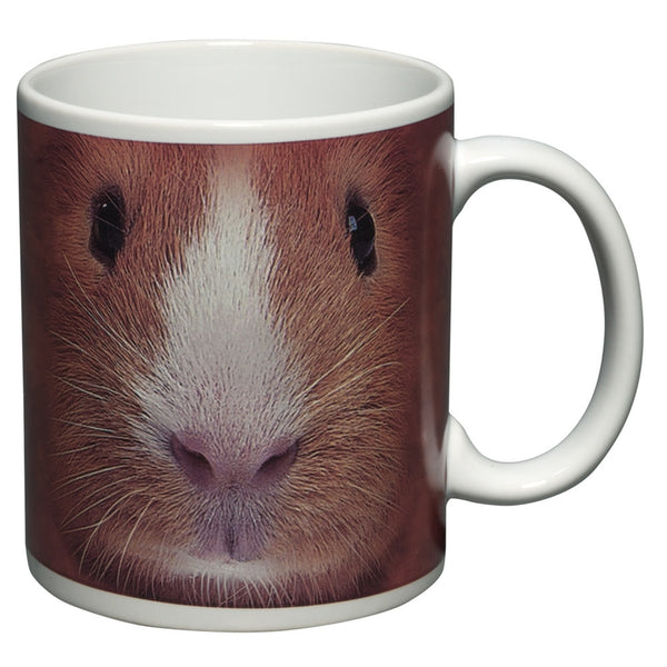 Guinea Pig Face Coffee Mug