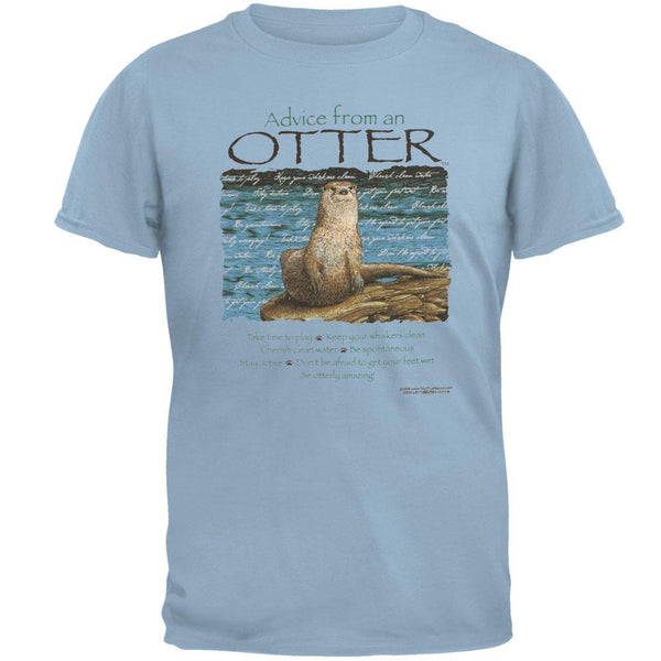 Advice From An Otter Adult T-Shirt