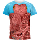 Octopus Costume All Over Adult T-Shirt