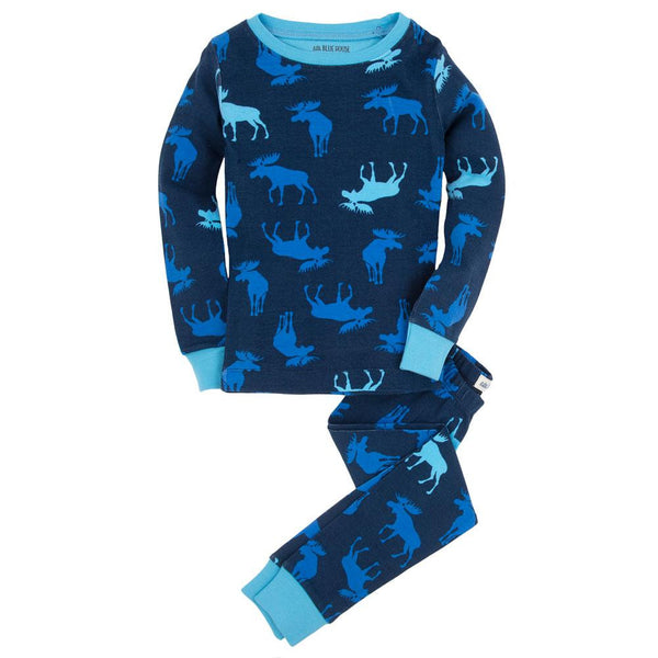 Blue Moose Boys Toddler Pajama Set