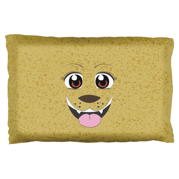 Anime Dog Face Inu Pillow Case