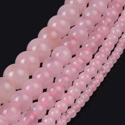 Natural Rose Crystal Pink  Stone - SALE LAB