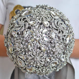 Rhinestones l Bridal Bouquet - SALE LAB