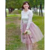 5 Layers Tulle Skirt - SALE LAB