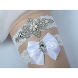 Bridal Garter Belt - SALE LAB