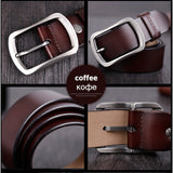 Genuine Leather Belt - SALE LAB
