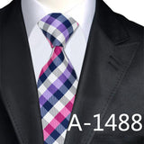 Jacquard Gravatas Silk Ties - SALE LAB