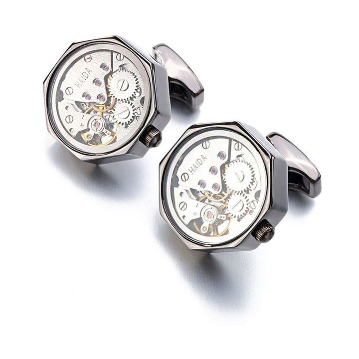 Mechanism  Watch Cufflinks - SALE LAB