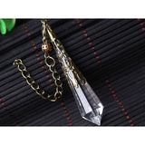 Natural Crystal Pendulum - SALE LAB