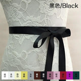 Crystal Bridal Sash - SALE LAB