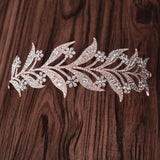 Crystal leaves Vine Headband - SALE LAB