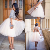 2 Layers Tulle Skirt - SALE LAB