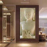 Buddha Statue Wall Art - SALE LAB