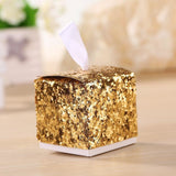 48pcs Glitter Favor Boxes - SALE LAB