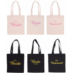 Wedding Party Bridal Tote