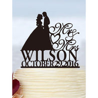Personalized Cake Topper - SALE LAB