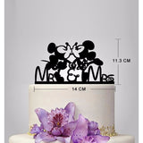 Wedding Cake Topper - SALE LAB