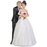 Bride & Groom Cake Toppers - SALE LAB