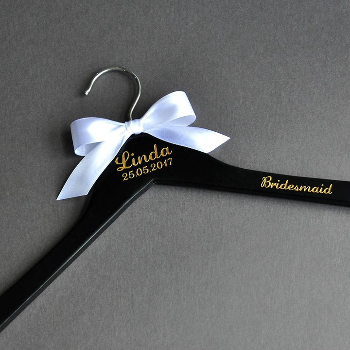 Personalized Wedding Hanger - SALE LAB