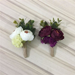 Groom Boutonniere - SALE LAB