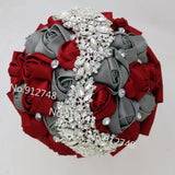 Crystal Bridal Bouquet - SALE LAB