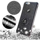 Rhinestone Phone Case and Strap - SALE LAB