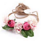 Flower Headband - SALE LAB