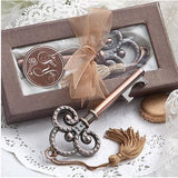 100 PCS Antiqued Key Bottle Opener - SALE LAB