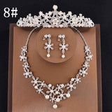 Bridal Jewelry Set - SALE LAB