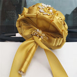 Brooch Wedding Bouquet - SALE LAB