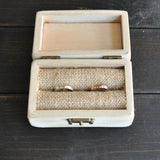 Custom Ring Box - SALE LAB