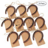10 PCS Horseshoe Guests Favor - SALE LAB