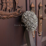 Sparkling Wedding Bouquet - SALE LAB