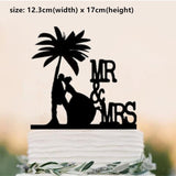 Beach Theme Cake Toppers - SALE LAB