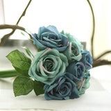 9 Pcs Artificial Silk Flower - SALE LAB