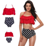 Mother and Daughter Swimsuit - SALE LAB