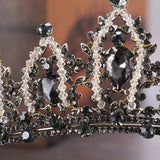 Baroque Luxury Handmade Tiara - SALE LAB