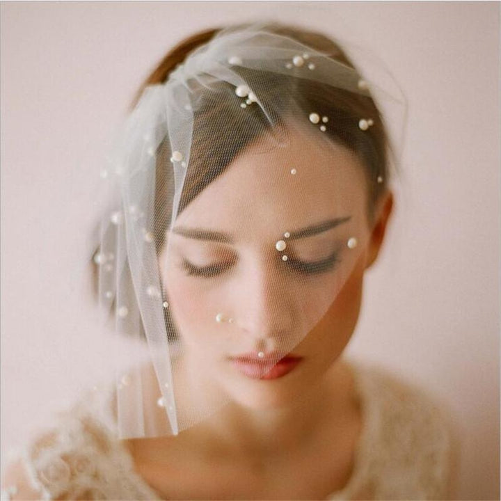 Romantic Birdcage Veil - SALE LAB