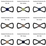 Wooden Butterfly Bowtie - SALE LAB