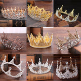 Handmade Bridal Crown - SALE LAB