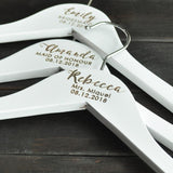 Engraved Wedding Hanger - SALE LAB