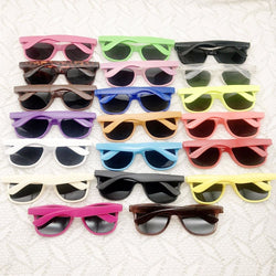 24 Pairs Unisex Sunglasses - SALE LAB