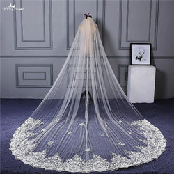 3.5 Meter Cathedral Veil - SALE LAB
