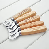 Engraved Wooden Bottle Opener - SALE LAB